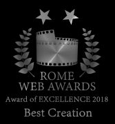 Best Creation Rome Web Awards