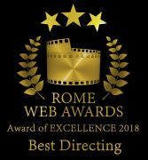 Best Directing Rome Web Awards