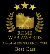 Best Cast Rome Web Awards