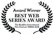 Best Web Series Award Buddha International Film Festival